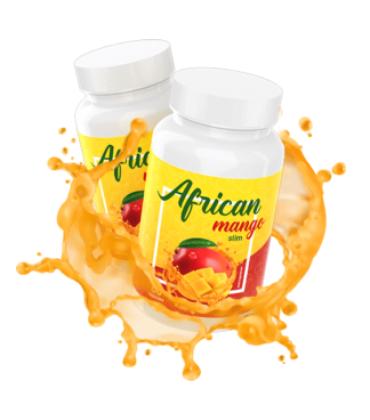 African Mango Slim (Африкан Манго Слим) - капсулы для похудения