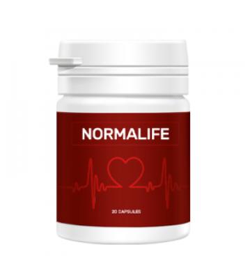 Normalife (Нормалайф) - капсулы от гипертонии