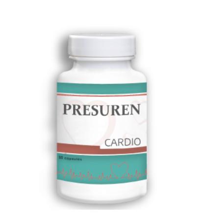 Presuren Cardio (Пресурен Кардио) - капсулы от гипертонии