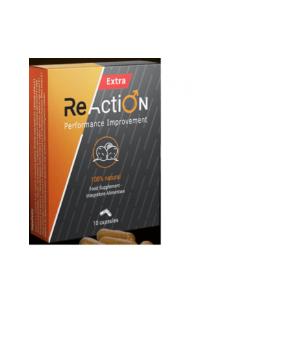 Reaction Extra (Реакшн Экстра) - капсулы для повышения потенции