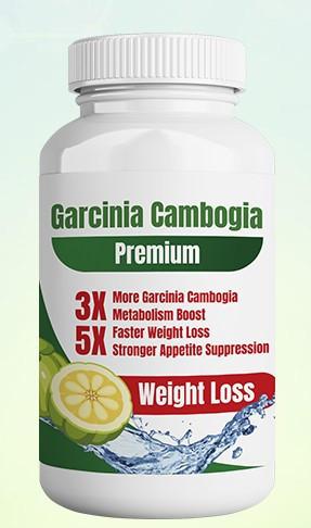 Garcinia Cambogia Premium (Гарциния Камбоджа Премиум) - капсулы для похудения