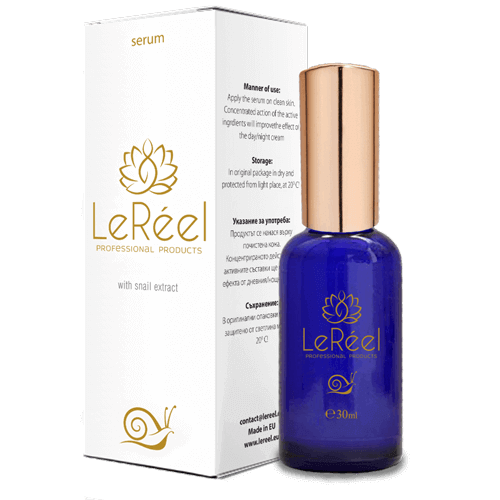 LeReel Serum (ЛеРил Серум) - крем от морщин