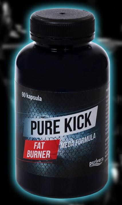 Pure Kick (Пьюр Кик) - капсулы для похудения