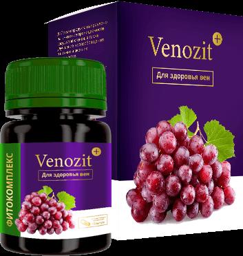 Venozit+ (Венозит+) - капсулы от варикоза