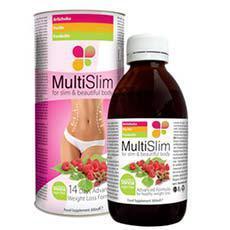 MultiSlim (МультиСлим)- сироп для похудения