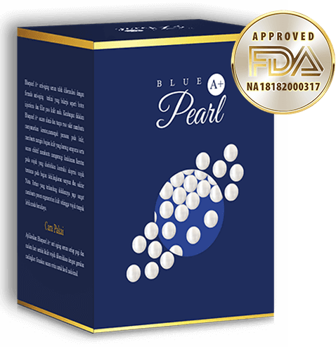 Blue Pearl A+ (Блу Пэл А+) - сыворотка для омоложения кожи