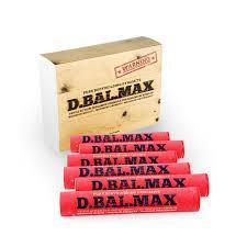 D-Bal Max (Д-Бал Макс)-капсулы для роста мышц