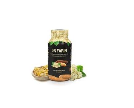 Dr.Farin Man (Д-р Фарин Мэн) - капсулы для похудения