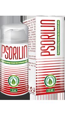 Psorilin (Псорилин) - крем от псориаза
