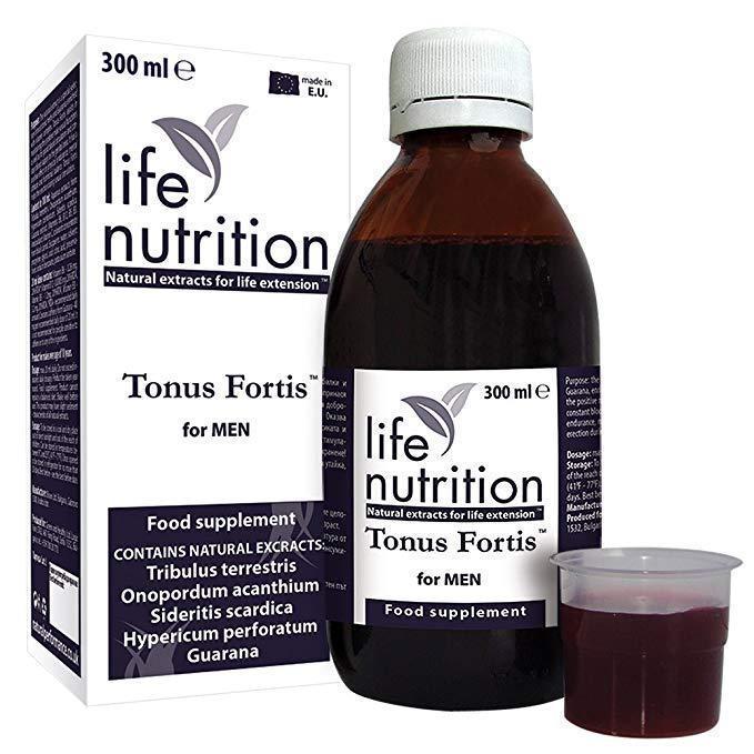 Tonus Fortis (Тонус Фортис) - капли для потенции