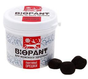 Biopant (Биопант) – капсулы от проблем с потенцией