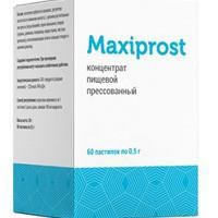Максипрост – пастилки от простатита
