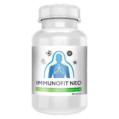 Immunofit Neo (Иммунофит Нэо) - капсулы для иммунитета