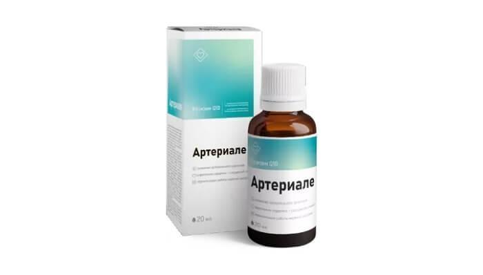 Артериале - капли от гипертонии
