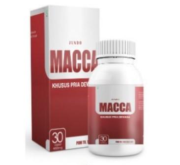Jundo Macca (Джундо Макка) — капсулы для увеличения члена