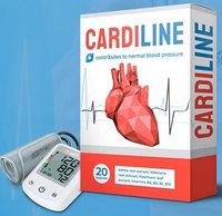 Cardiline (Кардилайн) - капсулы от гипертонии