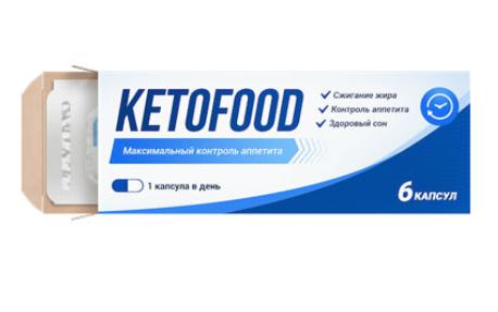 Ketofood (Кетофуд) - капсулы для похудения