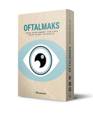 Oftalmaks (Офтальмакс) - капсулы для улучшения зрения и здоровья глаз