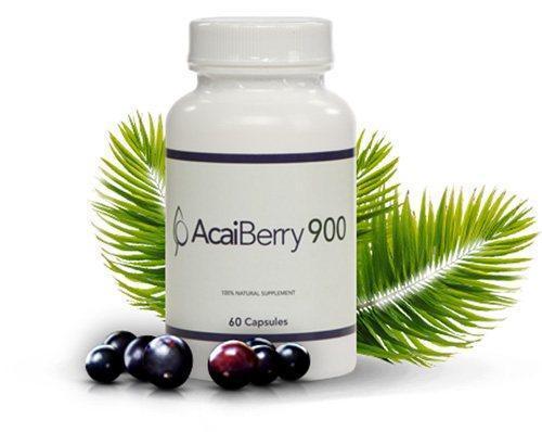 Acai Berry 900 (Асаи Бери 900) — капсулы для похудения