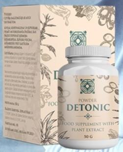 Detonic (Детоник) — капсулы от гипертонии