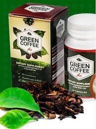 Green Coffee Plus (Грин Кофи Плас) — капсулы для похудения