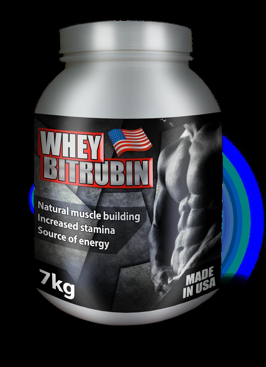 Bitrubin (Битрубин) - американский протеин