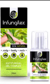 Infungilex (Инфунгилекс) – крем от грибка ногтей и стоп