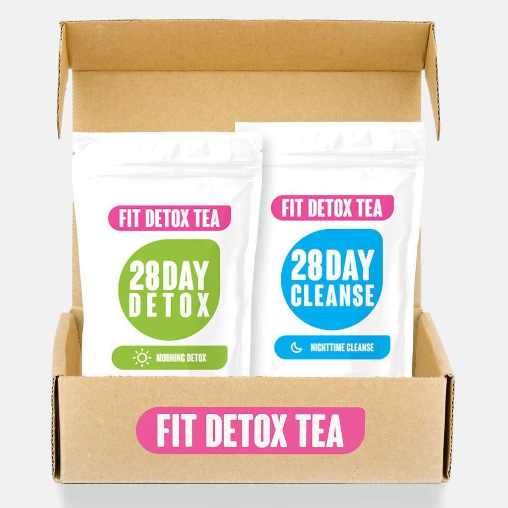 Fit Detox Tea (Фит Детокс Ти) – чай для похудения