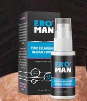 EroMan (ЭроМэн) — спрей для увеличения полового члена