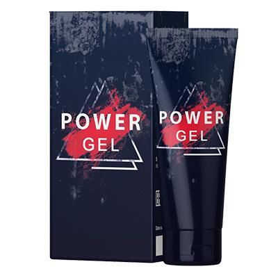 Power Gel (Павер Гель) — крем для увеличения члена и укрепления эрекции