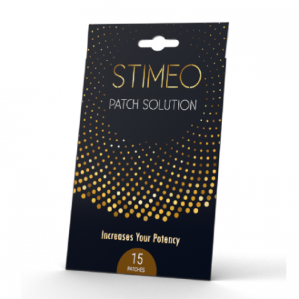 Stimeo Patches (Стимео Патчес) — крем для увеличения члена