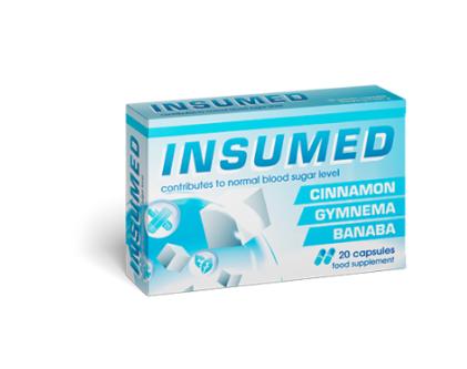 Insumed (Инсумед) - капсулы от сахарного диабета