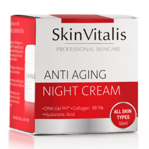 Skin Vitalis (Скин Виталис) - антивозрастной крем