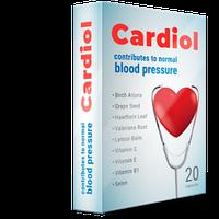 Cardiol (Кардиол) - капсулы от гипертонии