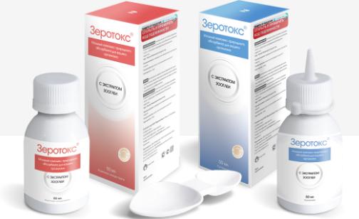Зеротокс - средство от токсинов