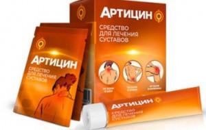 Артицин - комплекс для суставов