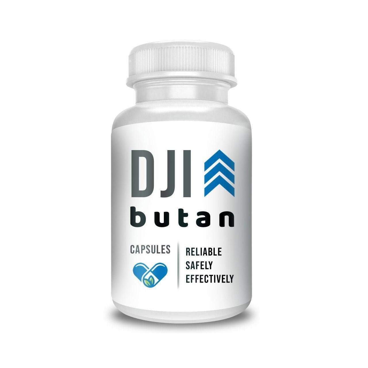 DJIbutan (Дджибутан) - капсулы для потенции