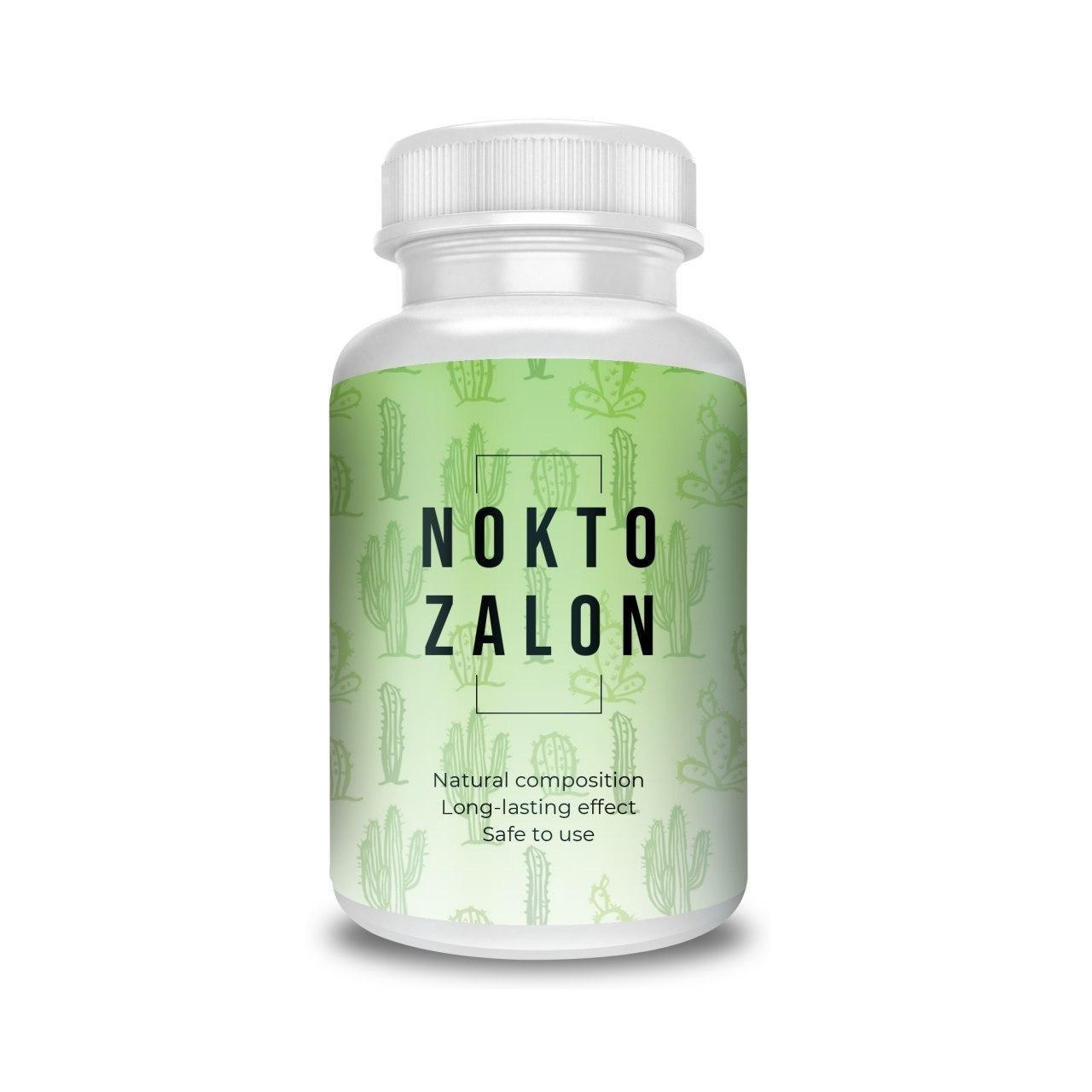 Noktozalon (Ноктозалон) - капсулы от геморроя