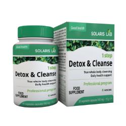 Detox&Cleanse (Детокс энд Клинс) - капсулы для очищения организма