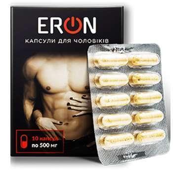 Eron (Эрон) - капсулы для потенции