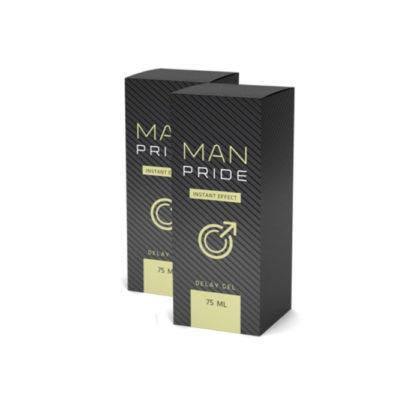 Man Pride (Мэн Прайд) - гель для потенции