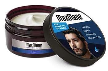 Maxmane (Максмен) - маска от выпадения волос у мужчин