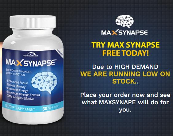Max Synapse - средство для повышения внимания