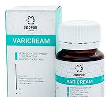 VARICREAM (Варикрем) - крем от варикоза