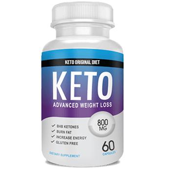 Keto Original (Кето Ориджинал) - капсулы для похудения