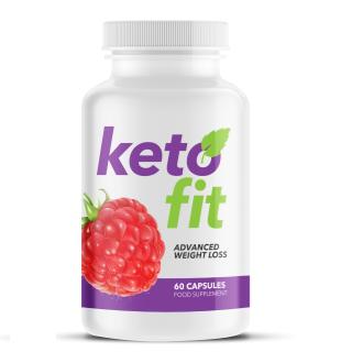 KetoFit (КетоФит) - капсулы для похудения