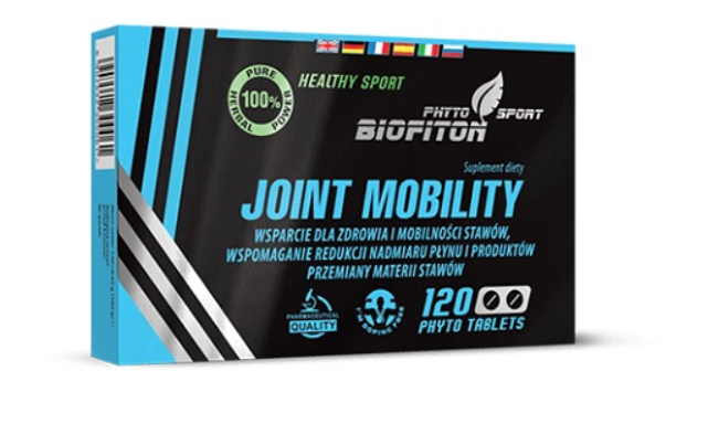 Joint Mobility (Джоинт Мобилити) - капсулы для суставов