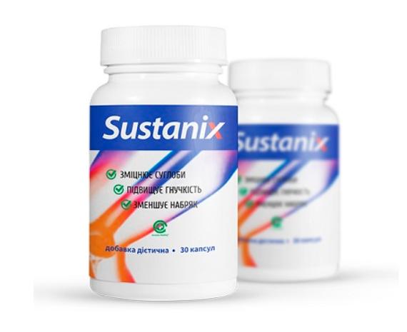 Sustanix (Сустаникс) - капсулы для суставов