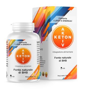 Keton Aktiv (Кето Актив) - капсулы для похудения