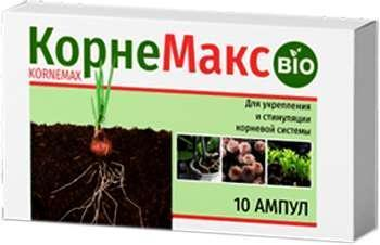 КорнеМакс - паста для удобрения растений